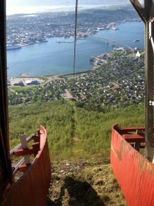 Fjellheis view