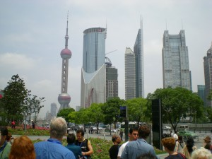 Shanghai city tour excursion