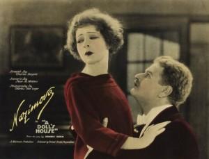 Nazimova Doll House (1922)